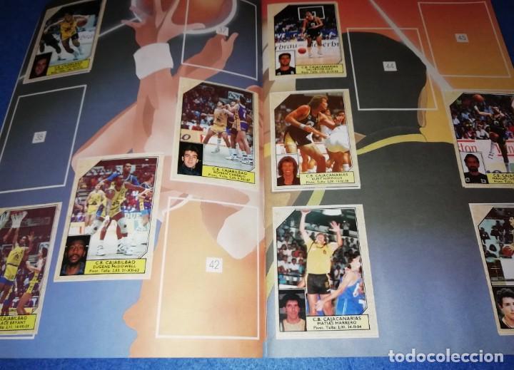 Coleccionismo deportivo: ALBUM CROMOS BALONCESTO LIGA 1989 EDITORIAL MERCHANTE --- (BOX10) - Foto 2 - 266400568