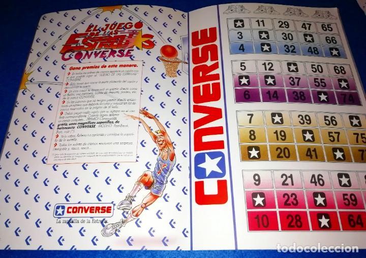Coleccionismo deportivo: ALBUM CROMOS BALONCESTO LIGA 1989 EDITORIAL MERCHANTE --- (BOX10) - Foto 4 - 266400568