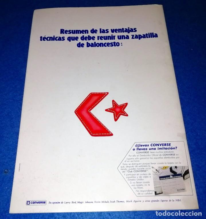 Coleccionismo deportivo: ALBUM CROMOS BALONCESTO LIGA 1989 EDITORIAL MERCHANTE --- (BOX10) - Foto 5 - 266400568