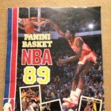Coleccionismo deportivo: 1989 MICHAEL JORDAN DENNIS RODMAN REGGIE MILLER ÁLBUM COMPLETO. Lote 267002704