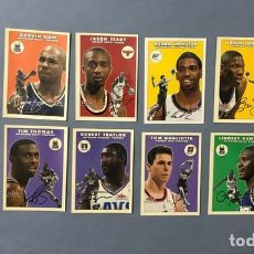 Coleccionismo deportivo: FLEER TRADITION 2001/02 NBA TRADING CARDS LOTE. Lote 267027719