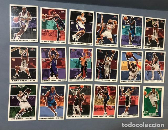 FLEER TRADITION 2003/04 NBA TRADING CARDS (Coleccionismo Deportivo - Álbumes otros Deportes)