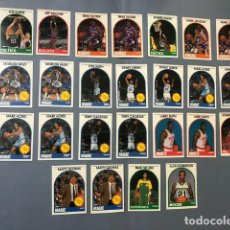 Coleccionismo deportivo: HOOPS 1989/90 NBA TRADING CARDS LOTE. Lote 267299604