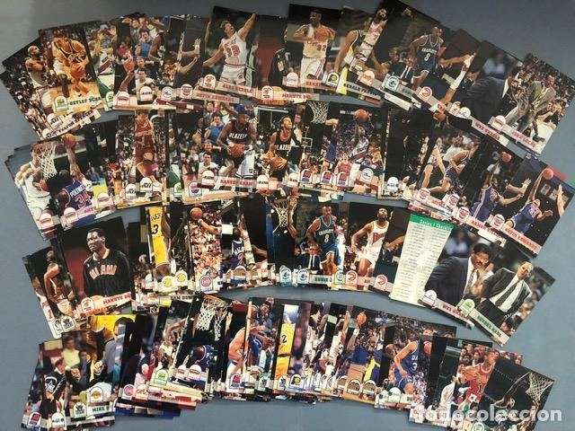 Coleccionismo deportivo: HOOPS 1993/94 NBA TRADING CARDS LOTE - Foto 2 - 267303194