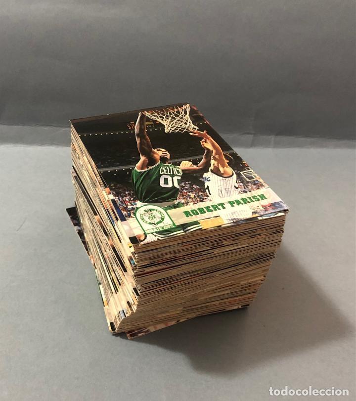 HOOPS 1993/94 NBA TRADING CARDS LOTE (Coleccionismo Deportivo - Álbumes otros Deportes)