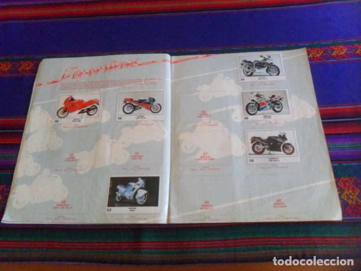 Coleccionismo deportivo: PANINI SOLO MOTO INCOMPLETO CON 119 DE 228 CROMOS. REGALO TODO MOTO INCOMPLETO CROMOS CANO 1983. - Foto 4 - 46998184