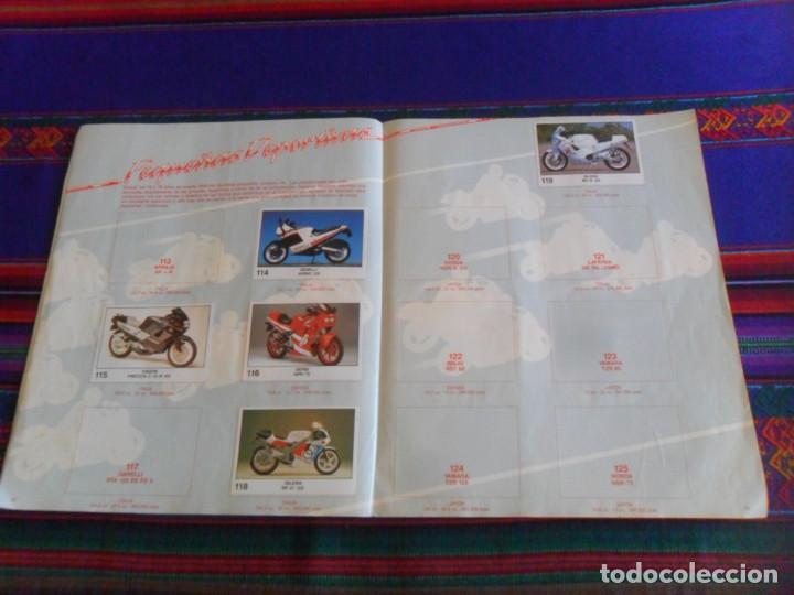 Coleccionismo deportivo: PANINI SOLO MOTO INCOMPLETO CON 119 DE 228 CROMOS. REGALO TODO MOTO INCOMPLETO CROMOS CANO 1983. - Foto 5 - 46998184