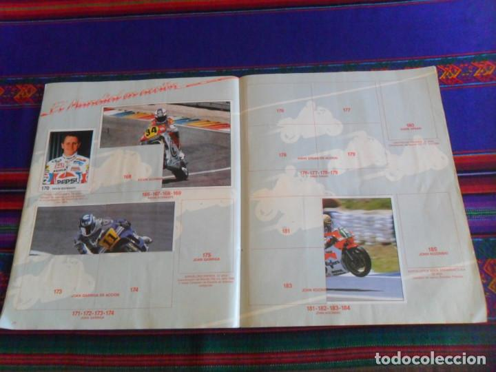 Coleccionismo deportivo: PANINI SOLO MOTO INCOMPLETO CON 119 DE 228 CROMOS. REGALO TODO MOTO INCOMPLETO CROMOS CANO 1983. - Foto 6 - 46998184