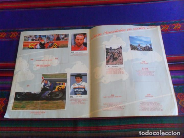 Coleccionismo deportivo: PANINI SOLO MOTO INCOMPLETO CON 119 DE 228 CROMOS. REGALO TODO MOTO INCOMPLETO CROMOS CANO 1983. - Foto 7 - 46998184