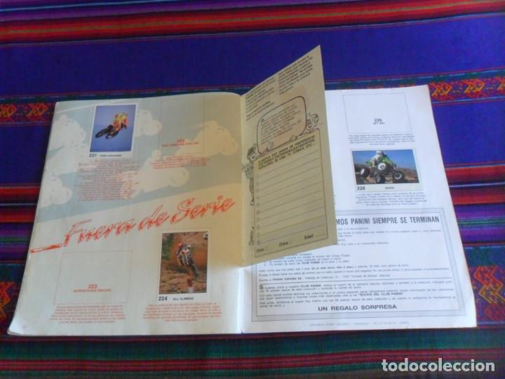 Coleccionismo deportivo: PANINI SOLO MOTO INCOMPLETO CON 119 DE 228 CROMOS. REGALO TODO MOTO INCOMPLETO CROMOS CANO 1983. - Foto 8 - 46998184