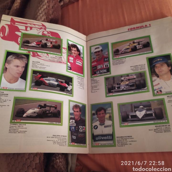 Coleccionismo deportivo: album completo coches y pilotos motos y pilotos as - Foto 3 - 267678664