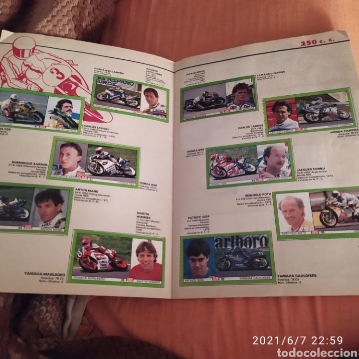 Coleccionismo deportivo: album completo coches y pilotos motos y pilotos as - Foto 4 - 267678664