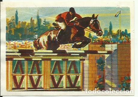 CROMOS DE HIPICA - FOTOS (Coleccionismo Deportivo - Álbumes otros Deportes)