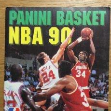 Coleccionismo deportivo: PANINI BASKET NBA 90 MICHAEL JORDAN ALBUM DE CROMOS COMPLETO MUY BUEN ESTADO. Lote 269314073