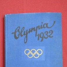 Coleccionismo deportivo: ÁLBUM ALEMÁN DE 200 CROMOS COMPLETO EDITADO EN 1932 OLIMPIADAS JUEGOS OLÍMPICOS DE LOS ÁNGELES. Lote 272878398