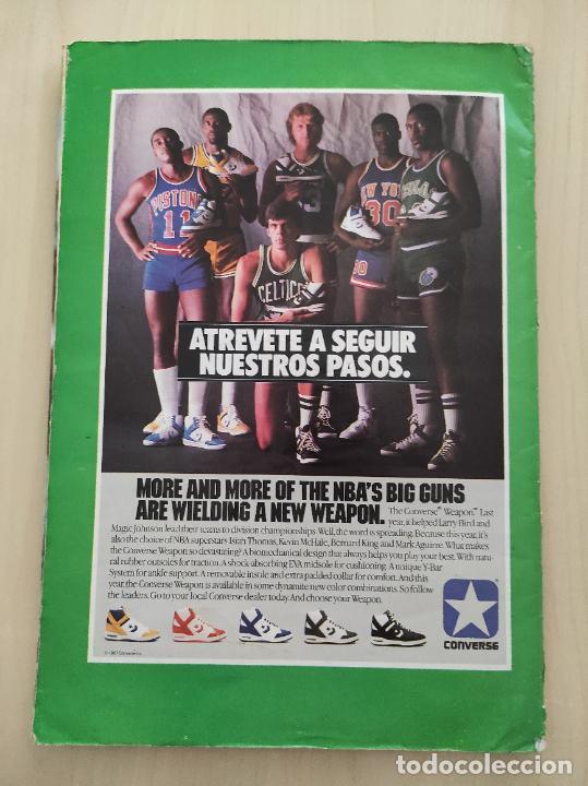 Coleccionismo deportivo: ALBUM COMPLETO BALONCESTO 1988 CROMOS LIGA ACB 87/88 NBA 2 JORDAN STICKER BASKET MERCHANTE CONVERSE - Foto 23 - 273721298