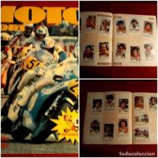 Coleccionismo deportivo: ALBUM MOTO SPORT COMPLETO PANINI 1980. Lote 282046293