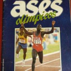 Coleccionismo deportivo: ÁLBUM AS ASES OLÍMPICOS. Lote 283829453