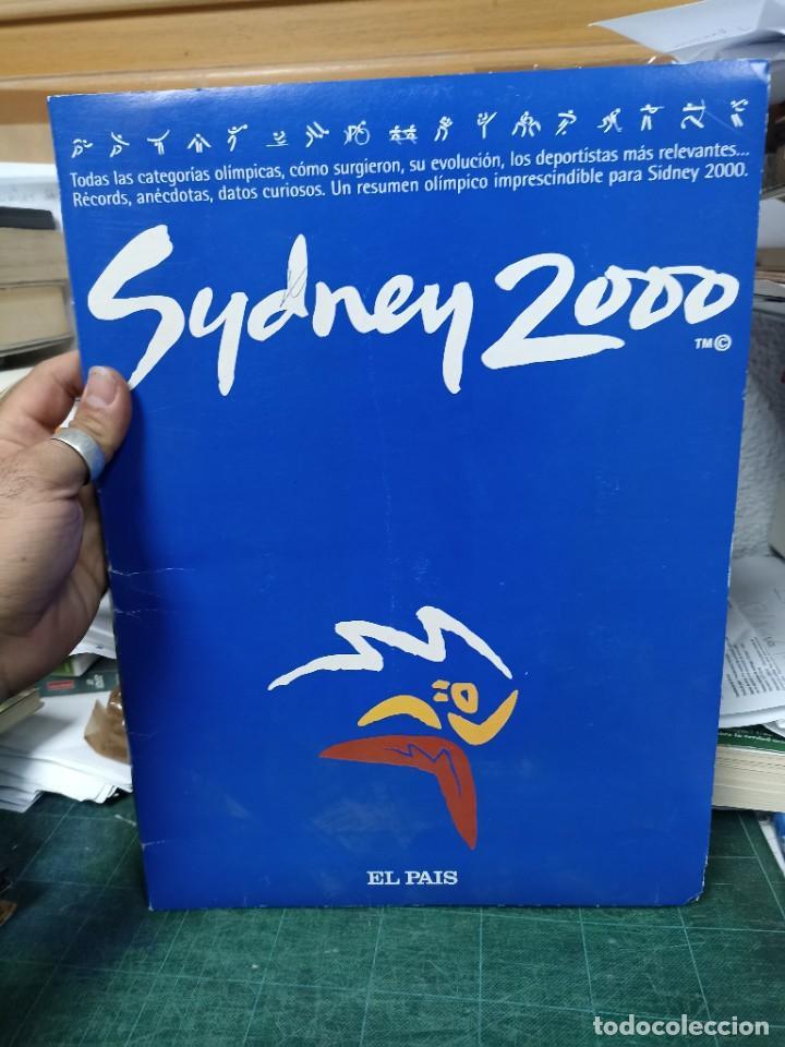 SIDNEY 2000. EL PAIS (Coleccionismo Deportivo - Álbumes otros Deportes)