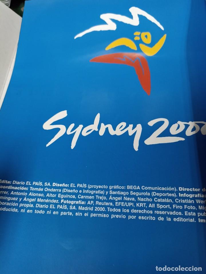 Coleccionismo deportivo: Sidney 2000. El Pais - Foto 2 - 286149713