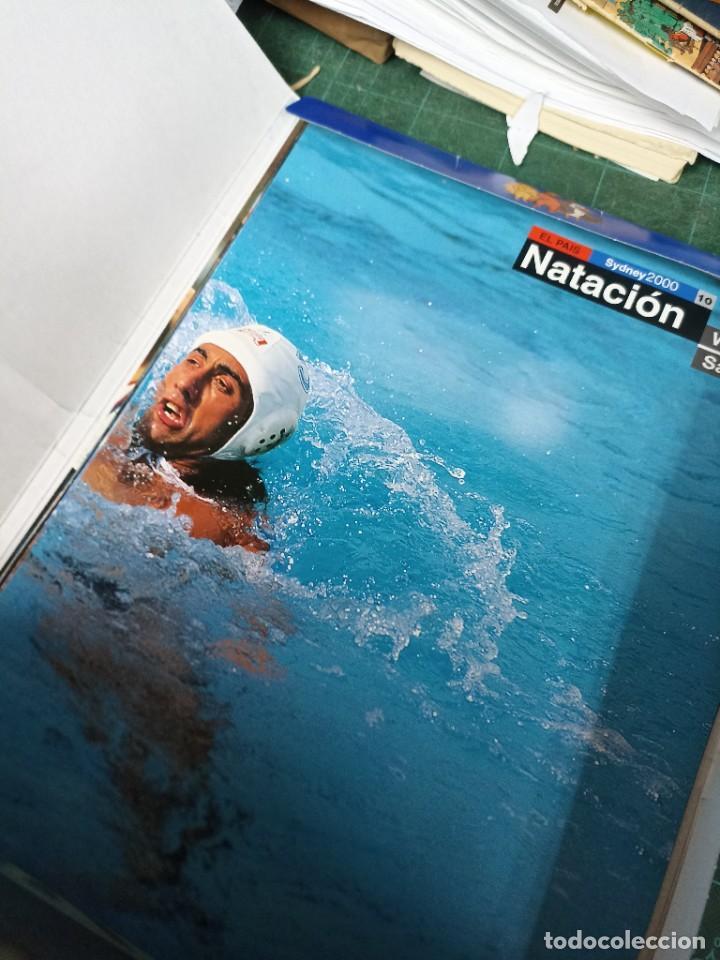 Coleccionismo deportivo: Sidney 2000. El Pais - Foto 3 - 286149713