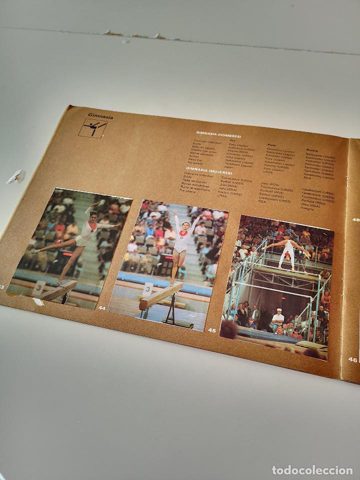 Coleccionismo deportivo: ALBUM DE CROMOS COMPLETO CAMPEONES OLÍMPICOS DEPORTES SALVAT PAMPLONA AÑO 1973 - Foto 15 - 287104218