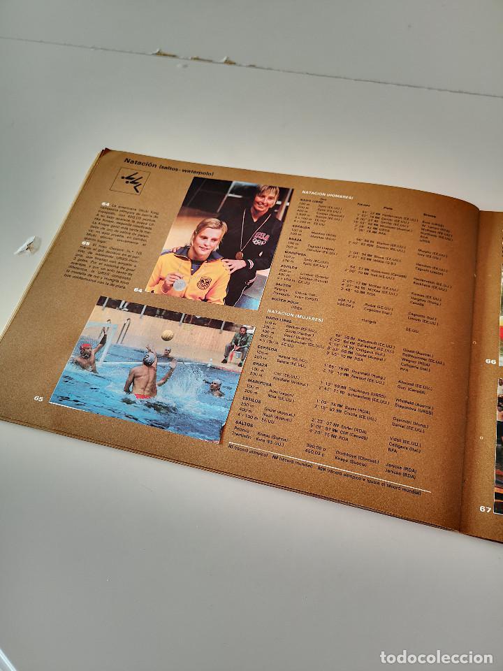 Coleccionismo deportivo: ALBUM DE CROMOS COMPLETO CAMPEONES OLÍMPICOS DEPORTES SALVAT PAMPLONA AÑO 1973 - Foto 21 - 287104218