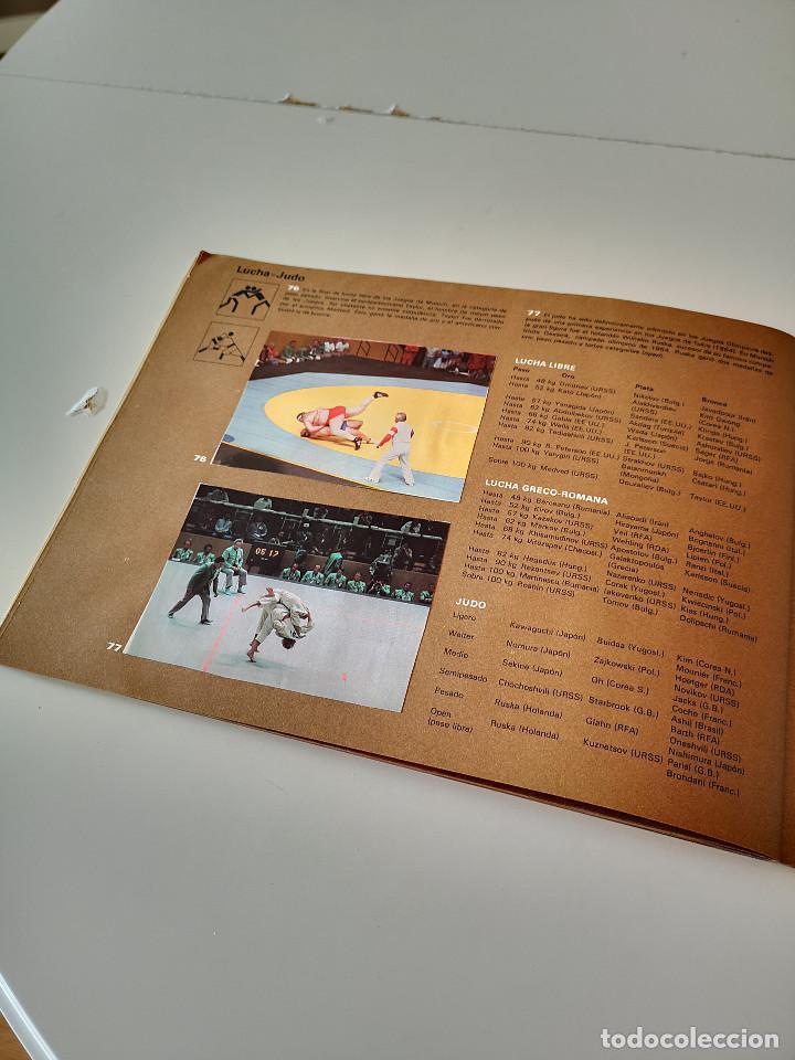 Coleccionismo deportivo: ALBUM DE CROMOS COMPLETO CAMPEONES OLÍMPICOS DEPORTES SALVAT PAMPLONA AÑO 1973 - Foto 25 - 287104218