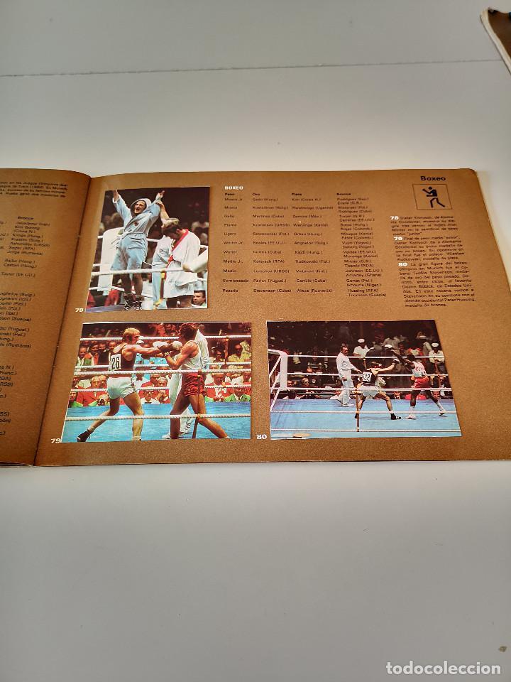 Coleccionismo deportivo: ALBUM DE CROMOS COMPLETO CAMPEONES OLÍMPICOS DEPORTES SALVAT PAMPLONA AÑO 1973 - Foto 26 - 287104218