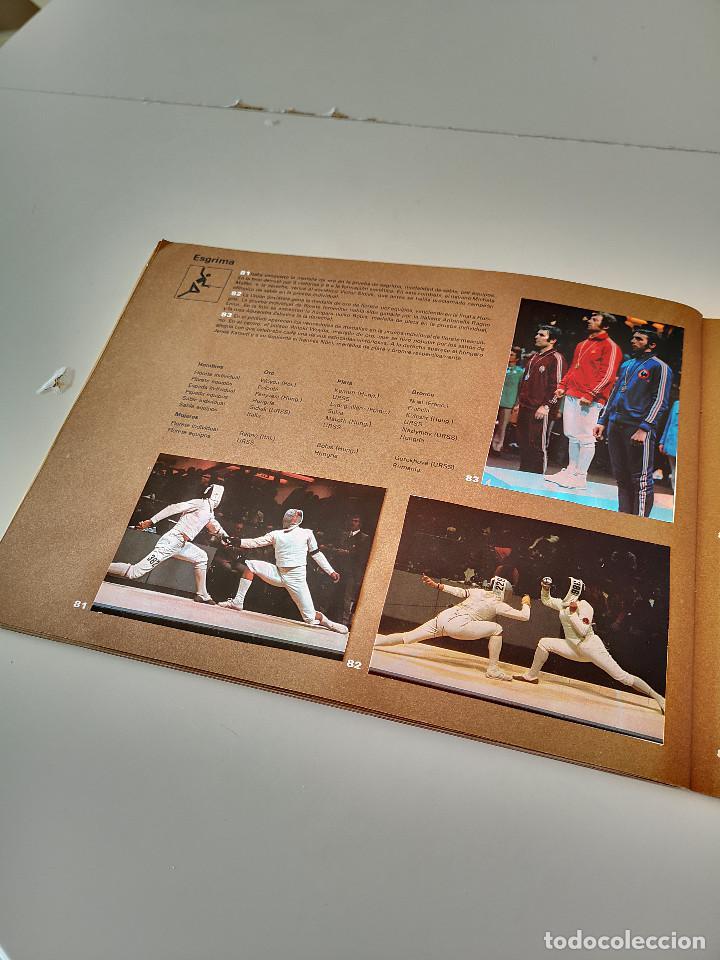 Coleccionismo deportivo: ALBUM DE CROMOS COMPLETO CAMPEONES OLÍMPICOS DEPORTES SALVAT PAMPLONA AÑO 1973 - Foto 27 - 287104218