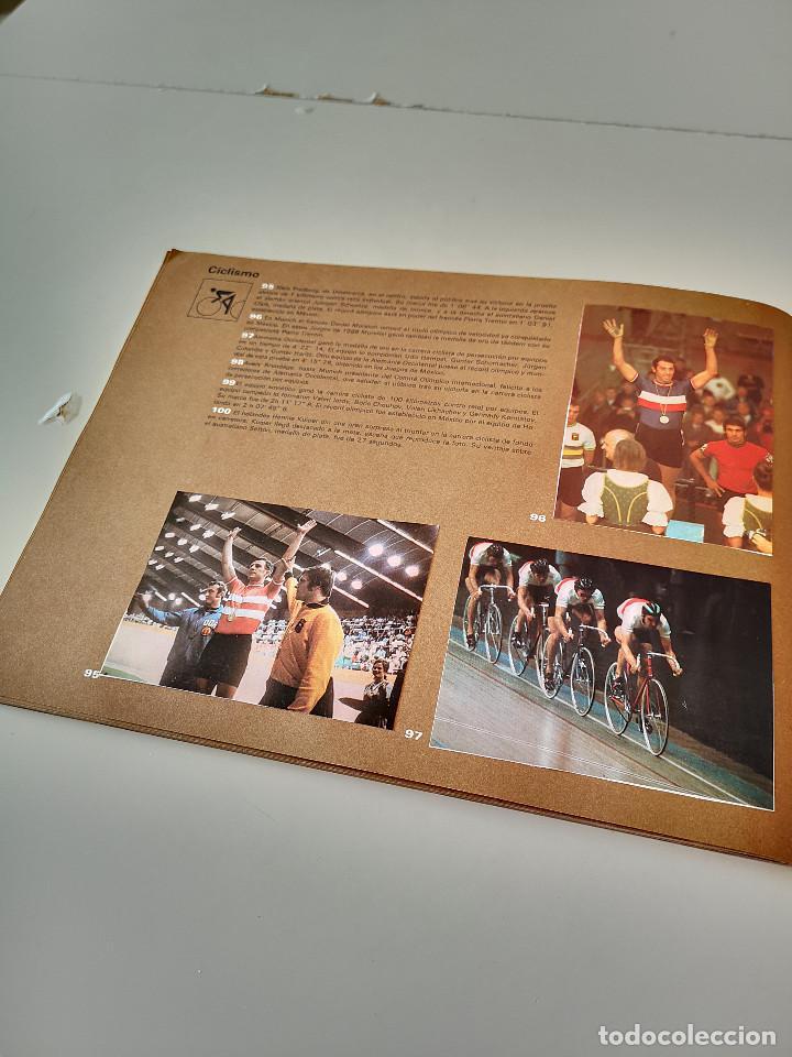 Coleccionismo deportivo: ALBUM DE CROMOS COMPLETO CAMPEONES OLÍMPICOS DEPORTES SALVAT PAMPLONA AÑO 1973 - Foto 31 - 287104218