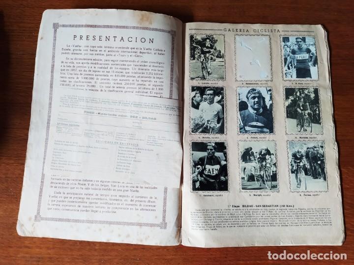 Coleccionismo deportivo: VUELTA CICLISTA 1958 FHER - Foto 2 - 287378353