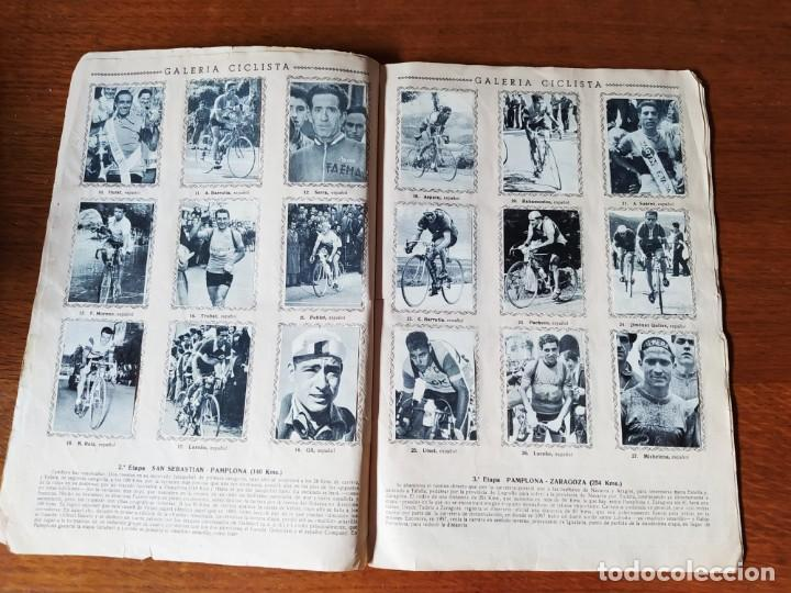Coleccionismo deportivo: VUELTA CICLISTA 1958 FHER - Foto 3 - 287378353