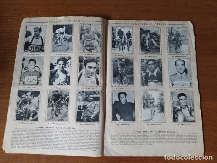 Coleccionismo deportivo: VUELTA CICLISTA 1958 FHER - Foto 4 - 287378353