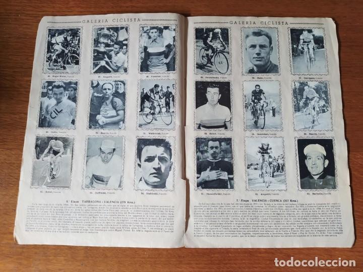 Coleccionismo deportivo: VUELTA CICLISTA 1958 FHER - Foto 5 - 287378353