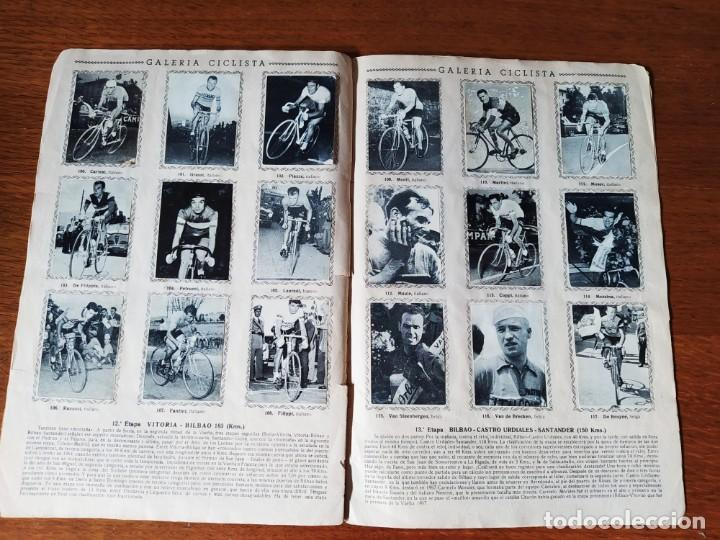 Coleccionismo deportivo: VUELTA CICLISTA 1958 FHER - Foto 8 - 287378353