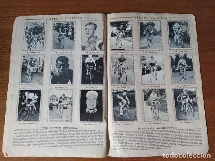 Coleccionismo deportivo: VUELTA CICLISTA 1958 FHER - Foto 9 - 287378353
