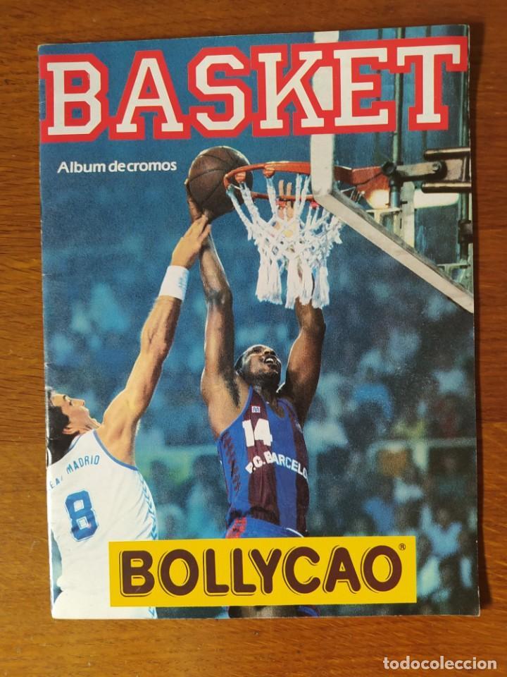 BASKET 88 BOLLYCAO (Coleccionismo Deportivo - Álbumes otros Deportes)