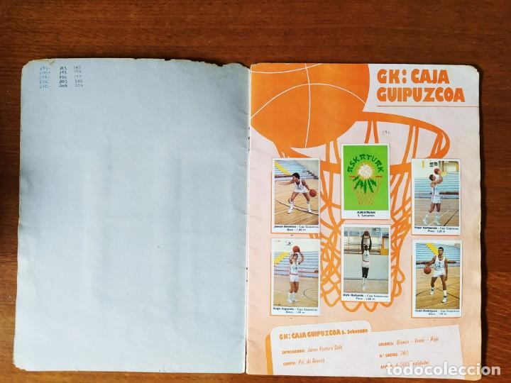 Coleccionismo deportivo: BASKET 88 BOLLYCAO - Foto 2 - 287379683