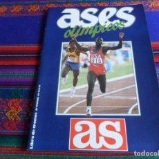 Coleccionismo deportivo: ASES OLÍMPICOS COMPLETO. JUEGOS OLÍMPICOS. DIARO AS 1988. MUY BUEN ESTADO.. Lote 289560693