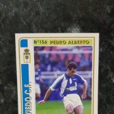 Coleccionismo deportivo: N°156 PEDRO ALBERTO MUNDICROMO 94/95 LIGA 1994/1995. Lote 290684053