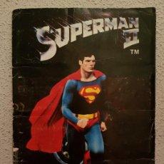 Coleccionismo deportivo: SUPERMAN. Lote 292391498