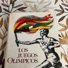 Coleccionismo deportivo: ÁLBUM DE CROMOS LOS JUEGOS OLÍMPICOS, NESTLÉ 1964 (INCOMPLETO, FALTAN 9 CROMOS). Lote 293446378