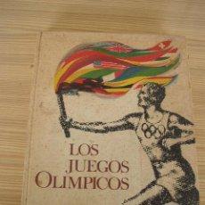 Coleccionismo deportivo: LOS JUEGOS OLIMPICOS.- ALBUM DE CROMOS VACÍO--EDT. POR NESTLÉ-1964.- . Lote 18339243