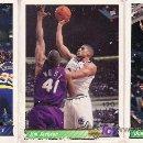 Coleccionismo deportivo: 3 CROMOS EQUIPO MAVERICKS-UPPER DECK 92/93. Lote 5653805