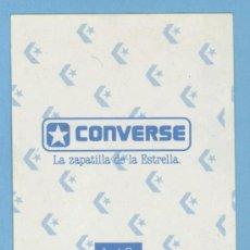 Coleccionismo deportivo: BALONCESTO - CONVERSE - J.MERCHANTE LIGA 89. Lote 26730048