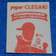 Coleccionismo deportivo: BALONCESTO LIGA 84-85 - J.MERCHANTE - CLESA. Lote 30939537