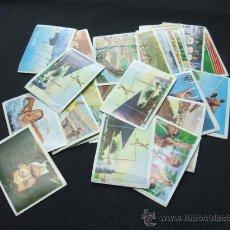 Coleccionismo deportivo: LOTE 26 CROMOS - LOS JUEGOS OLIMPICOS - NESTLE - POSIBILIDAD DE VENDER SUELTOS - . Lote 24294561