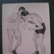 Coleccionismo deportivo: BOXE / BOXEO CROMO NÚMERO 17 - COLECCIÓN ' BOXE Y JIU-JITSU ' ( JUDO ). Lote 27724513