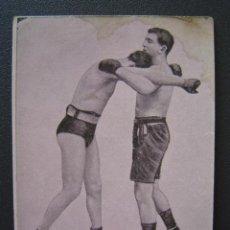 Coleccionismo deportivo: BOXE / BOXEO - CROMO NÚMERO 21 - COLECCIÓN ' BOXE Y JIU-JITSU ' ( JUDO ). Lote 27724702